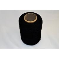 Нить эластичная (спандекс оплетённый) №37 Черный