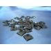 NFK Стразы пришивные квадратные 14*14 мм