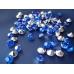 "SD-06 Стразы ""Diamante"" цветные диаметр 6 мм"