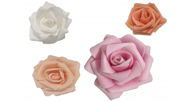 ЦЛБ-75 Бутон розы латексный бол. 7.5см