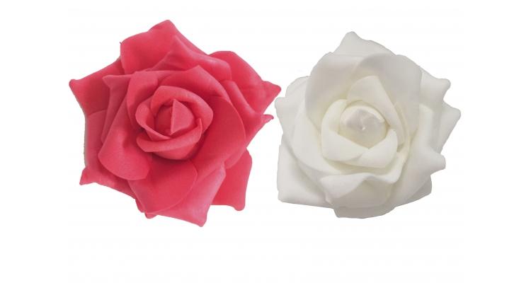 100_254 Бутон розы латексный. 9см