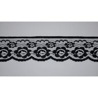 Кружево 960 черное 6 см