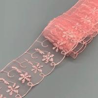 Кружево на капроне 920-04 Розовый