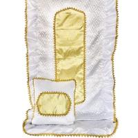 7519 Комплект СТЕЖКА  Золото