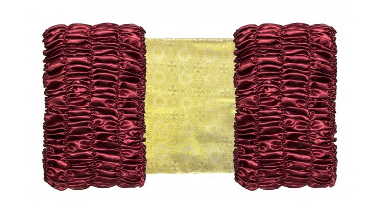 5006 Обивка атласная крышка парча