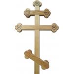 Кресты деревянные, мусульманские доски