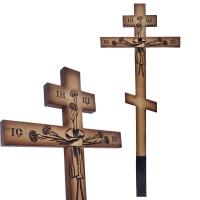 Крест Гвоздика, сосна, светлый