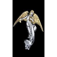 Термоаппликация Ангел Золотой