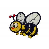 Термоаппликация Пчелка Майя 7,5х6 см