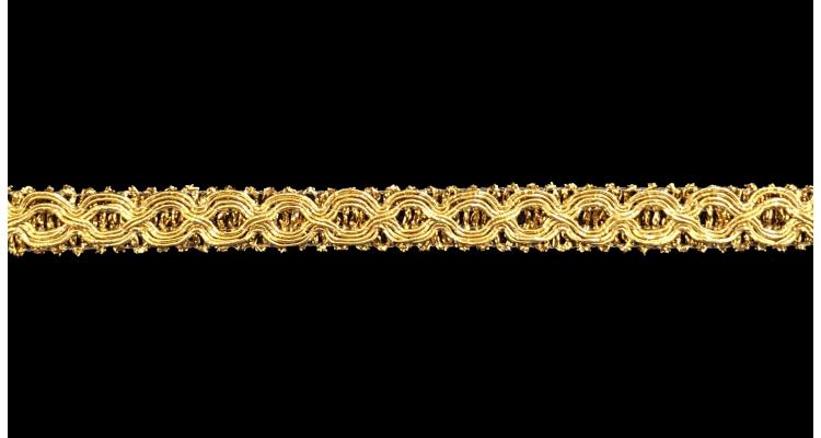 1353-G (8267) Тесьма декоративная, ш. 1,3 см.