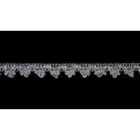 Тесьма 271 серебро 2 см