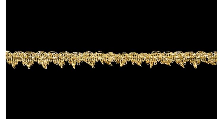 Тесьма 4041 золото