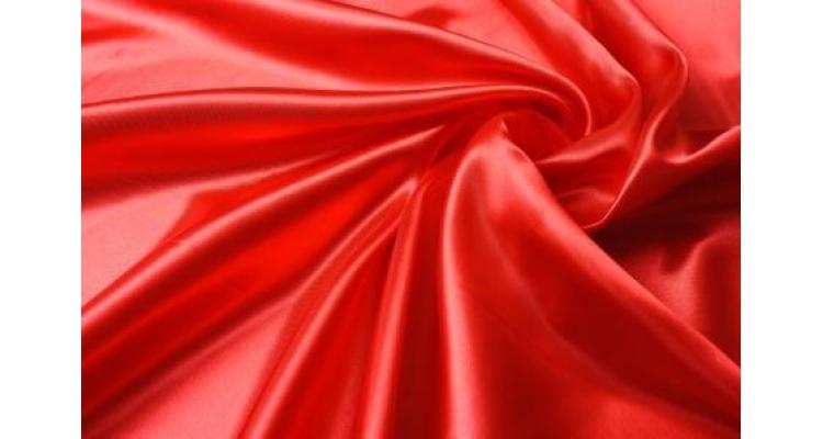 Подкладочная ткань Красный 170Т