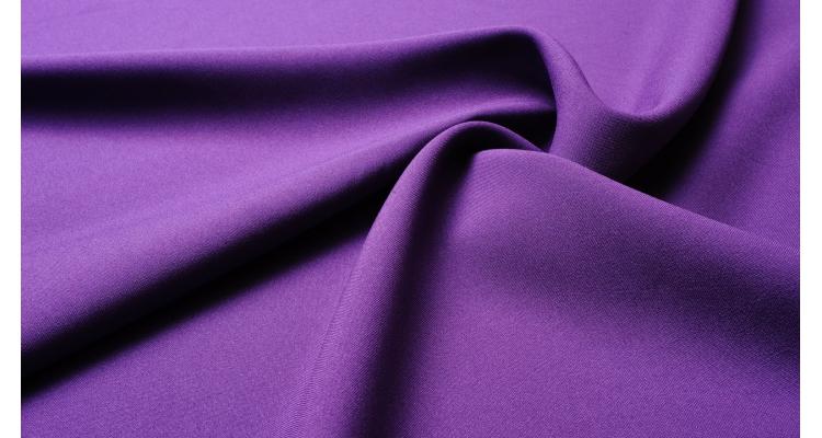 Габардин Фиолетовый